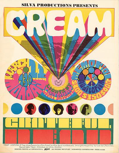 Sacramento Civic Auditorium 3/11/68