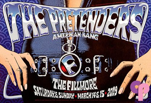 Fillmore Auditorium San Francisco, CA 3/14/09