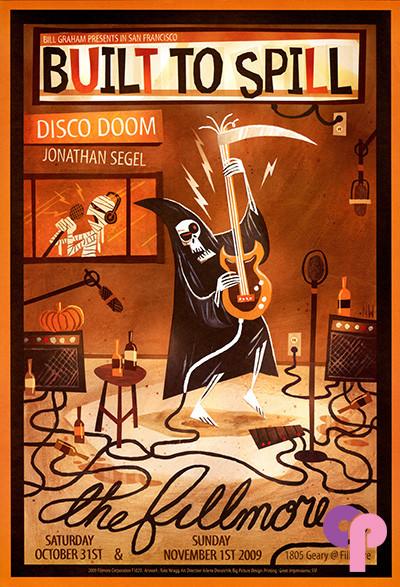 Fillmore Auditorium San Francisco, CA 10/31/09
