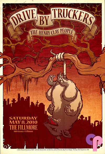 Fillmore Auditorium San Francisco, CA 5/8/10