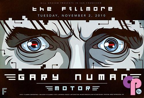 Fillmore Auditorium San Francisco, CA 11/2/10