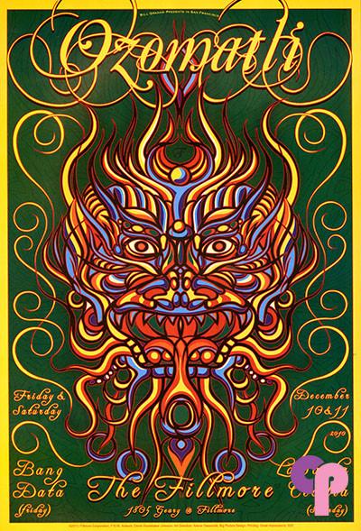Fillmore Auditorium San Francisco, CA 12/10/10