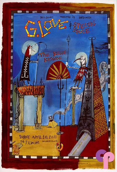 Fillmore Auditorium San Francisco, CA 4/10/11