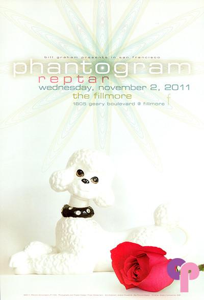 Fillmore Auditorium San Francisco, CA 11/2/11