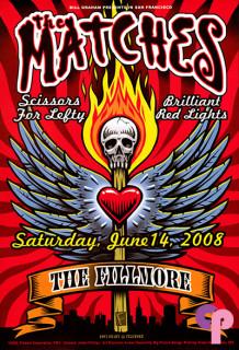 Fillmore Auditorium San Francisco, CA 6/14/08
