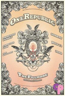 Fillmore Auditorium San Francisco, CA 7/13/08