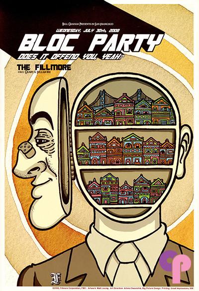 Fillmore Auditorium San Francisco, CA 7/30/08