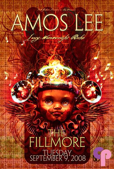 Fillmore Auditorium San Francisco, CA 9/9/08