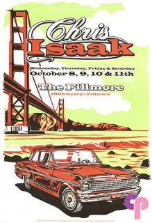 Fillmore Auditorium San Francisco, CA 10/8/08