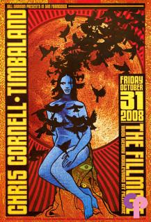 Fillmore Auditorium San Francisco, CA 10/31/08