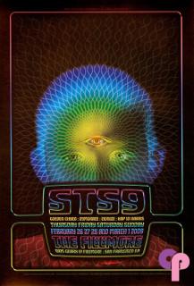 Fillmore Auditorium San Francisco, CA 2/26/09