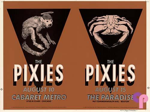 The Paradise, Boston, MA 8/15/89
