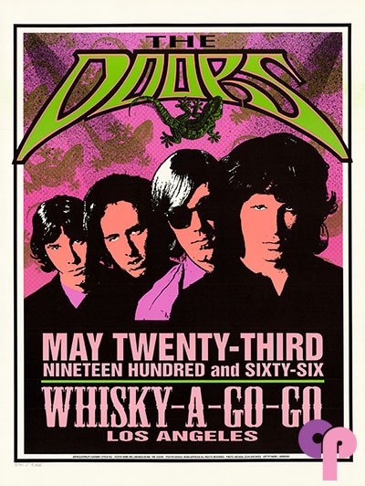 Whisky A-Go Go, Los Angeles 5/23/66