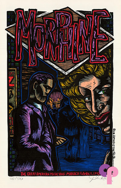 The Great American Music Hall, San Francisco, CA 3/31/95