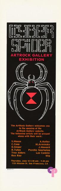Artrock Gallery, San Francisco, CA 6/18/95