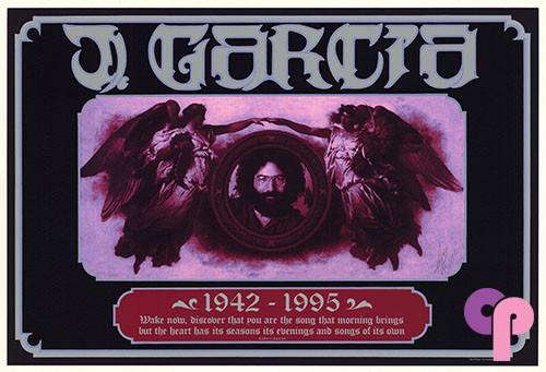 Commemorative Poster 8/9/95