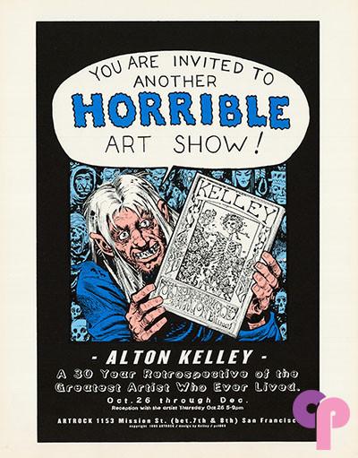 Artrock Gallery, San Francisco, CA 10/26/95