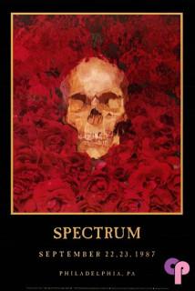 The Spectrum, Philadelphia, PA  9/22/87