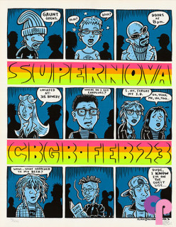 CBGB's, New York, New York 2/23/96