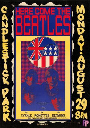 Candlestick Park 8/29/66