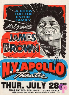 Apollo Theater, New York, NY 7/28/66