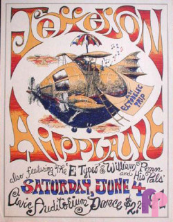 San Francisco Civic Auditorium 6/4/66