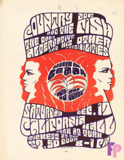 California Hall 12/17/66