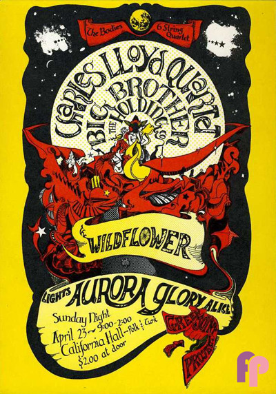 California Hall 4/23/67