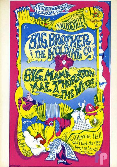 California Hall 4/28-29/67