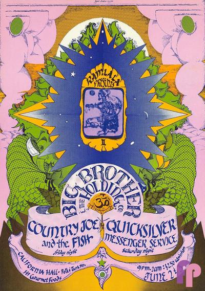 California Hall 6/2-3/67