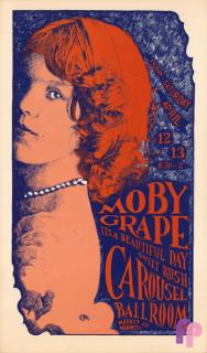 Carousel Ballroom 4/12&13/68