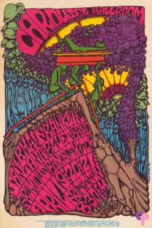 Carousel Ballroom 4/19-21/68
