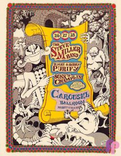 Carousel Ballroom 4/26-28/68