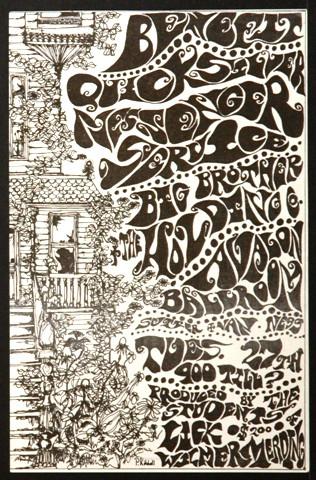 Avalon Ballroom 12/27/66