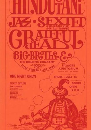 Fillmore Auditorium, San Francisco, CA 7/14/66