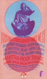 Avalon Ballroom 1/29/67