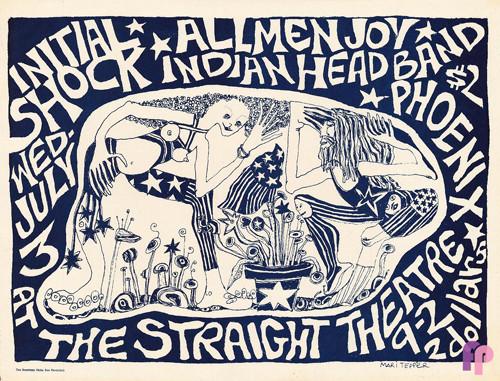 Straight Theater 7/3/67