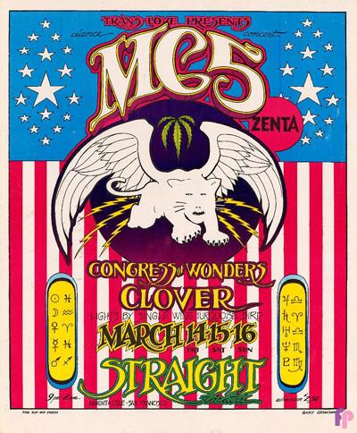 Grande Ballroom 3/14-16/69