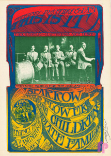 Regency Ballroom, Leamington Hotel 2/10/67