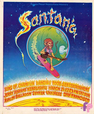 Avalon Ballroom 3/21/69