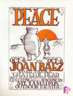 Mt. Tamalpais Outdoor Theater, Marin County 10/8/66