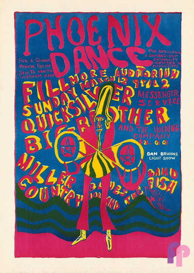 Fillmore Auditorium 3/12/67