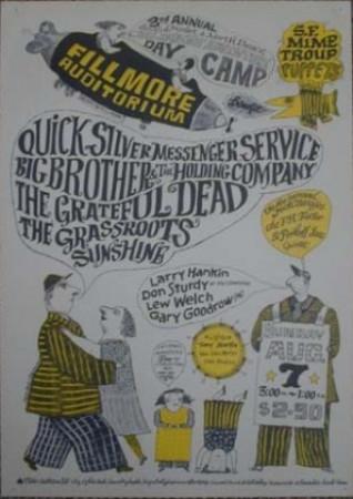 Fillmore Auditorium 8/7/66