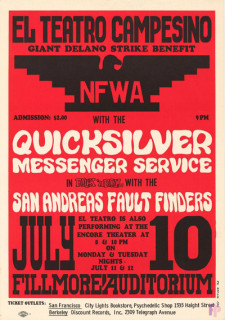 Fillmore Auditorium 7/10/66
