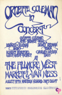 Fillmore West 8/5/68