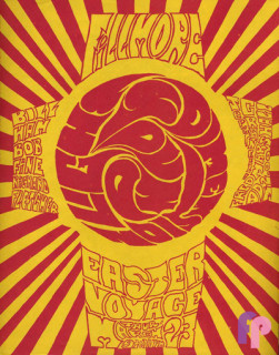 Fillmore Auditorium 3/23/67