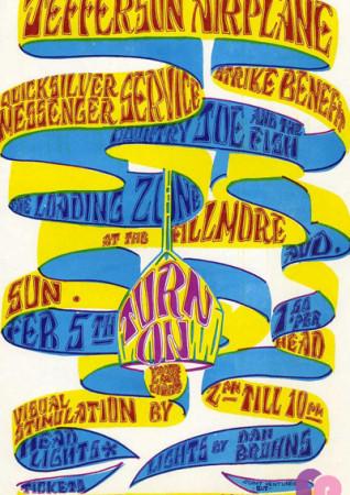 Fillmore Auditorium 2/5/66