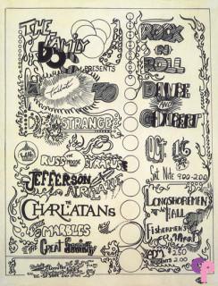 Original Handbill - Type A