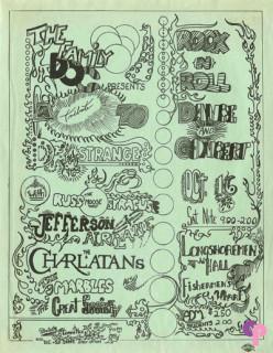 Original Handbill - Type C