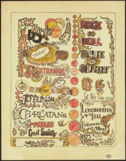 Longshoreman's Hall 10/16/65